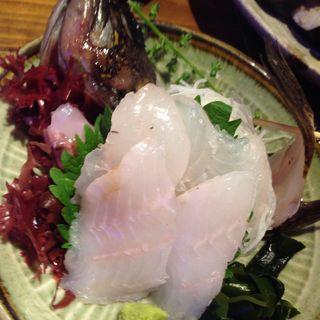 ソイのお刺身(四十八漁場 西新宿店 )