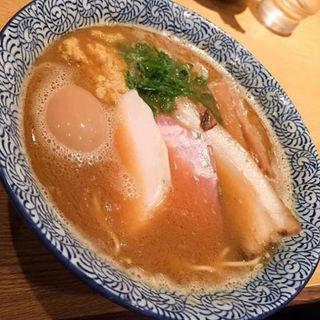 半熟味玉醤油芳醇香味そば(麺屋 一燈 (いっとう))