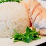 海南鶏飯(海南鶏飯食堂2)