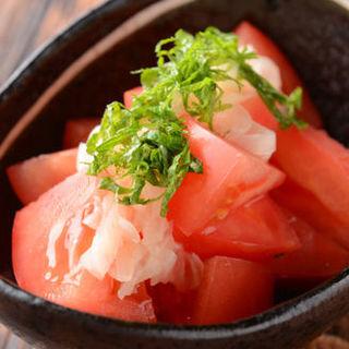 フルーツトマト盛り(鳥光國 スーク海浜幕張店 )