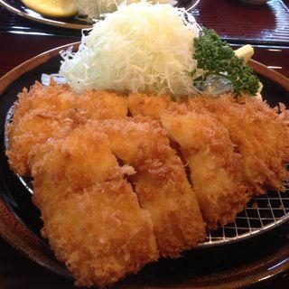 開き海老フライ定食(シュリンプ・キッチン サザナミ)