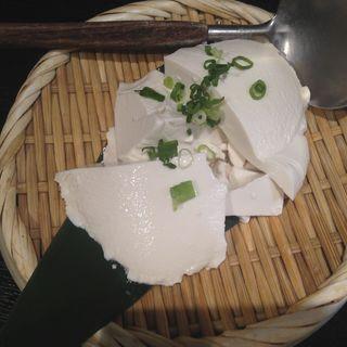 自家製ざる豆腐(高田屋 リエール藤沢店 (たかだや))