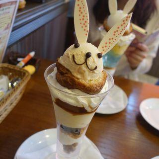 黒糖わらび餅(ニコラシャール 表参道本店 )