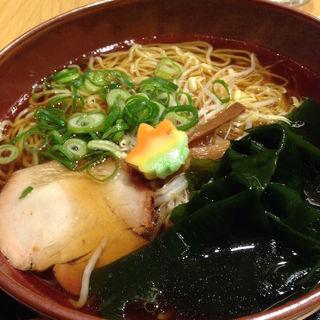 わかめラーメン(京阿月 ポルタ店 )