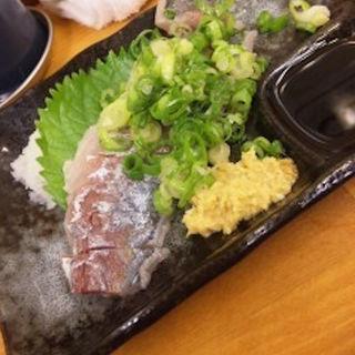 あじぽん酢(銀座屋  )