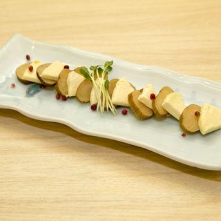 クリームチーズ味噌漬け(板場 (イタバ))