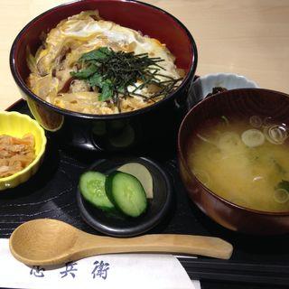 江ノ島丼(しらすと伊勢海老の 忠兵衛 (シラストイセエビノチュウベイ))