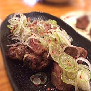 砂肝焼き(もも (【旧店名】ももちゃん))