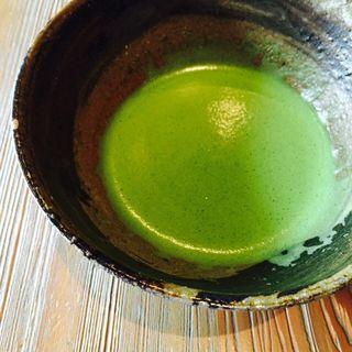 朝茶(コース)(八雲茶寮 (ヤクモサリョウ))