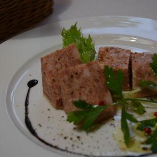 パテ・ド・カンパーニュ(ビストロ キャセロール (Bistro casserole))