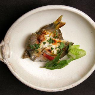 すずき 焼き魚(けせらせら)
