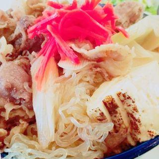 すきやき丼(きさらぎ亭 (きさらぎてい))