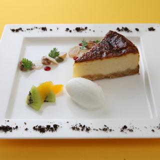 バナナとココアのパウンドケーキ(tetote)