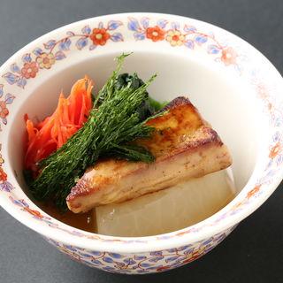 大根と焼き豆腐(日本橋 花楓 )