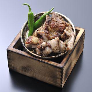 鶏塩麹漬 炭火焼 1人前(麹家本店 )