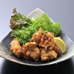 鶏塩麹の唐揚げ