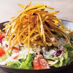 かりかりさつま芋のシーザーサラダ