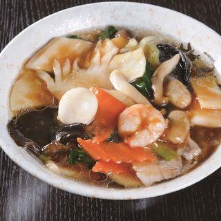 五目ラーメン(華連河 (カレンカ))