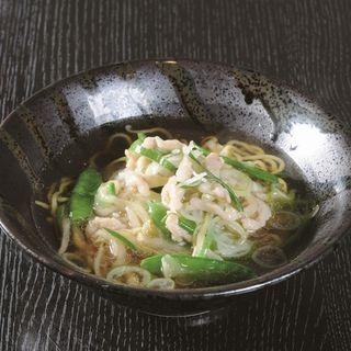 葱ラーメン(華連河 (カレンカ))