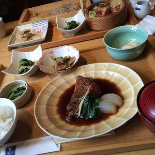旬魚 炙り焼き御膳(菜な 丸の内店 )
