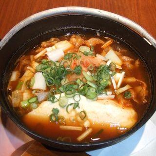 黒豚チゲスープ(市川 おいどん (いちかわ おいどん))