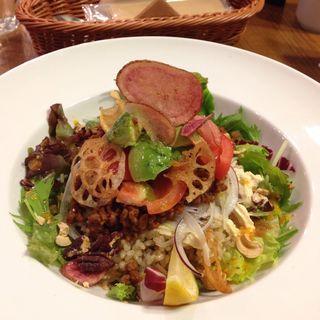 DONBURIタコライス(たまな食堂 Natural-shift Kitchen 麹町店 (【旧店名】たまな咖喱))