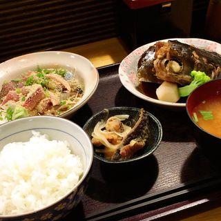 ゴマサバ定食(博多魚がし 市場会館店 )