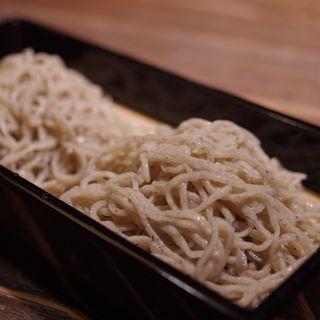碾きぐるみ(蕎麦懐石 無庵 (むあん))