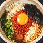 ちゃんぽん麺で台湾混ぜ混ぜ