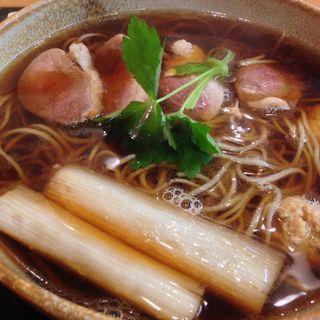 鴨南蛮(蕎麦 ひびき庵 (ひびきあん))