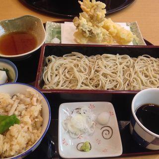 天せいろ(蕎麦 ひびき庵 (ひびきあん))