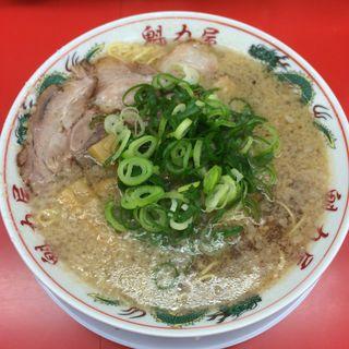 特製醤油ラーメン(魁力屋 北与野店 (カイリキヤ))