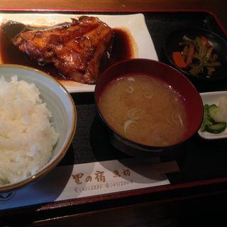 鯖味噌定食(里の宿 )