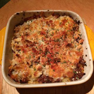 マッシュポテトとミートソースのグラタン(新宿やさい 心菜 (-cocona-))