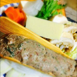 いわしのつみれ鍋(割烹 味とめ (あじとめ))
