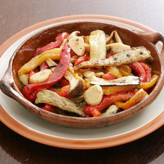 野菜とキノコのグリル(メソン・エル・バスコ (MESON EL VASCO))