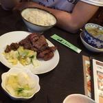 牛たん定食(牛たん炭焼 利久 岩沼店 )