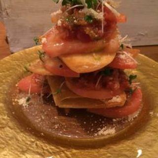 メキシカンサルサのトマトサラダ(グラッシー (Glassy))