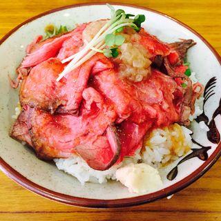 高尾山丼(鳥園)