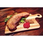 グラスフェッドビーフのサーロインステーキ