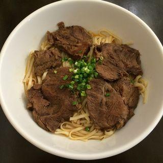 紅油乾拌麵(台徳林 )