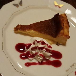 チーズケーキ(マンジャーレ )