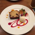 仙台味噌のパウンドケーキ(杜のごはん屋チェリッシュ珈琲)