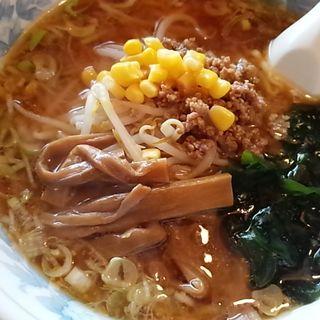 味噌ラーメン(大鵬本店)