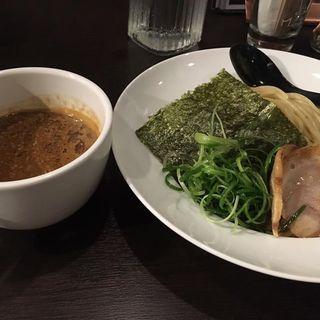 濃厚鯖味噌つけ麺(みつか坊主 醸 (カモシ))