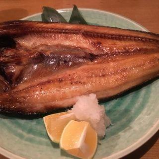 赤魚の燻製(福炎や)