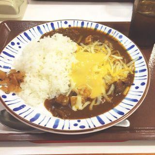 チーズカレー(もうやんカレー しんばし )