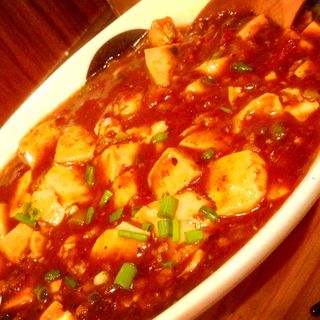 麻婆豆腐(杏's cafe (アンズカフェ))