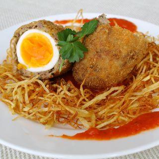 特製スコッチエッグ(スーホルム カフェ+ダイニング (SOHOLM CAFE+DINING ))