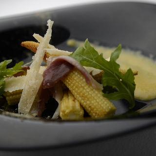 温野菜のグリル(マラケッシュ)